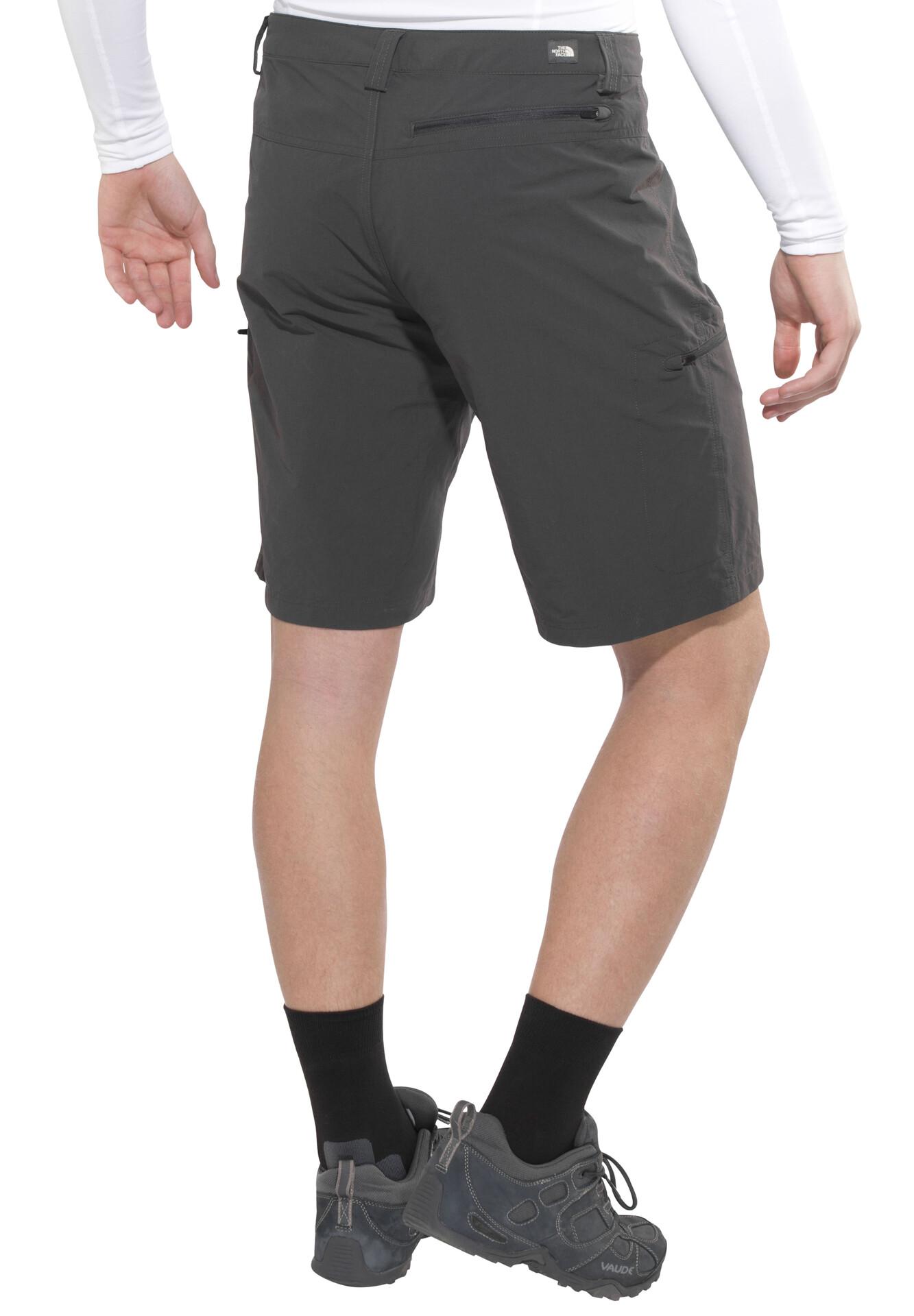 pantalones cortos hombre the north face